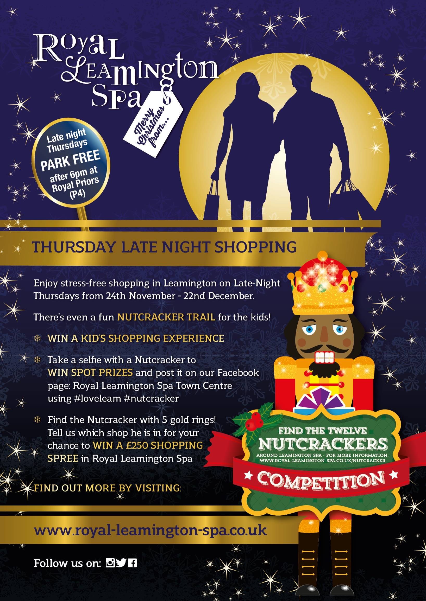 Nutcracker & Late Night Flyer 2016