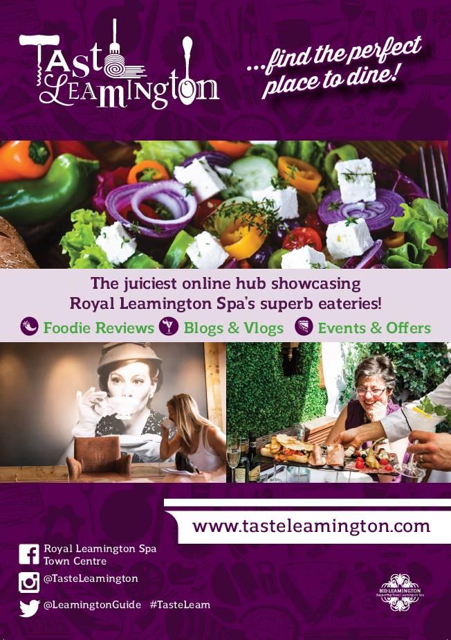 Taste Leam Flyer