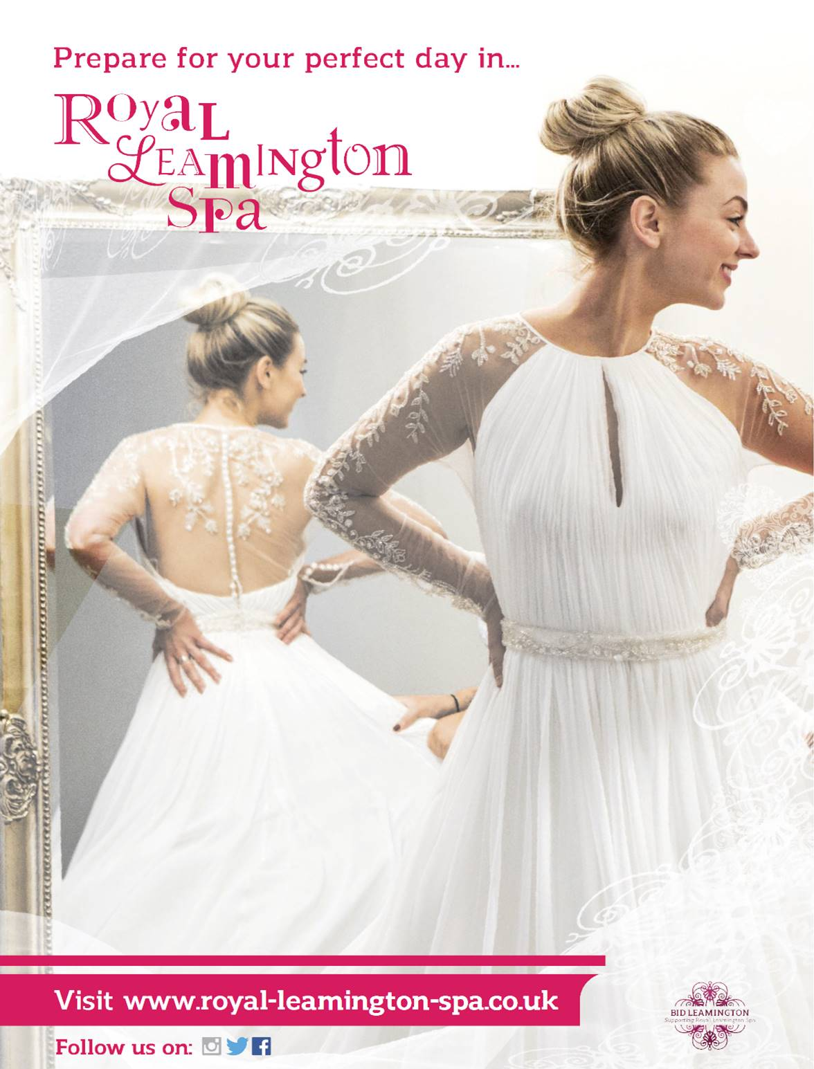 Wedding Full page advert March 2016