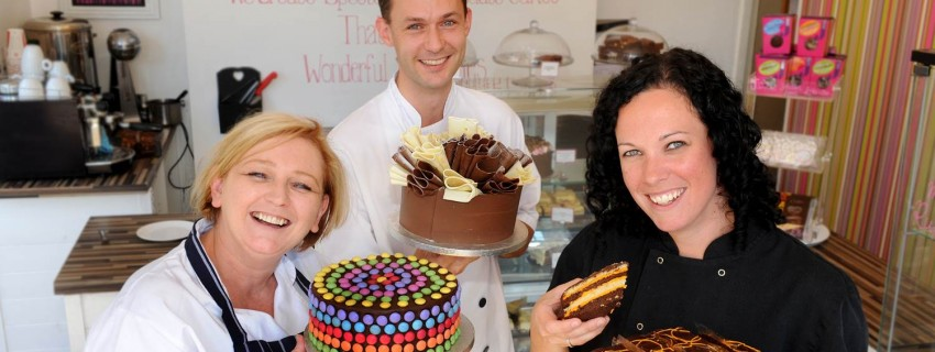 The First Great Leamington Bake-Off