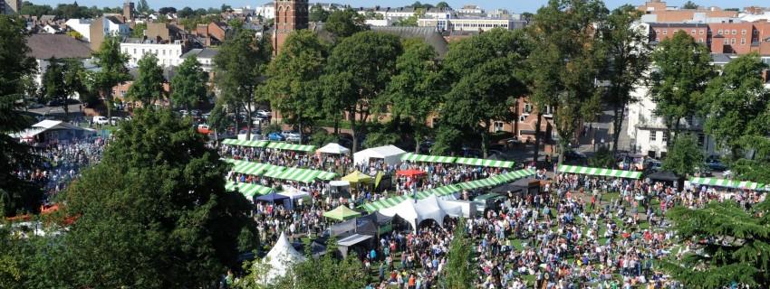 Foodies Flock to Food & Drink Festival