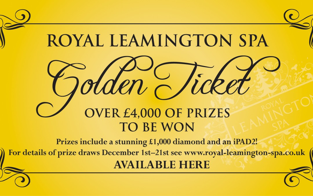 Leamington's Golden Ticket