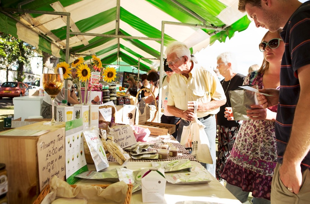 Look What's Cooking at This Years Food & Drink Festival