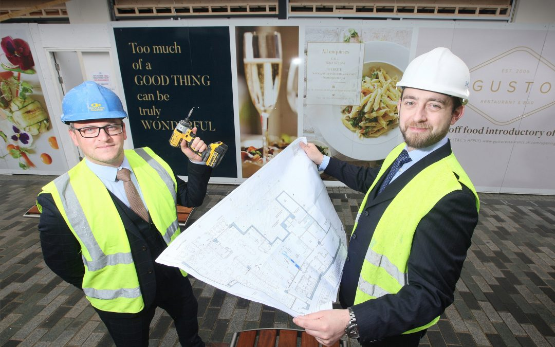 Gusto set to open its first restaurant in the Midlands