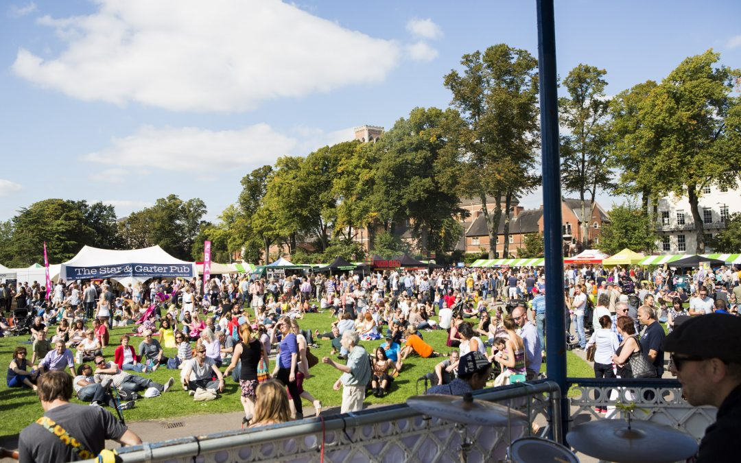 Leamington Food and Drink Festival 2016