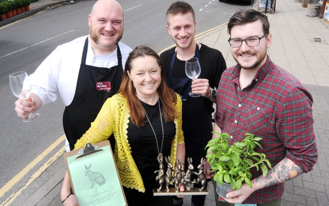 Three New Independent Eateries for Warwick Street