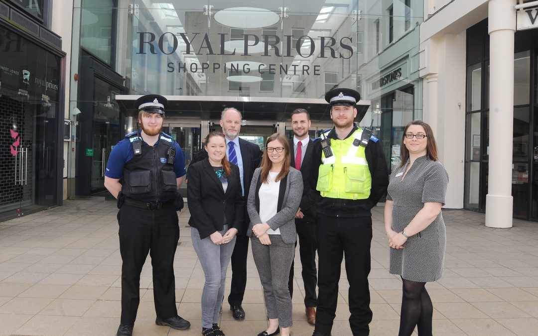 Partnership Approach to Targeting Shoplifting