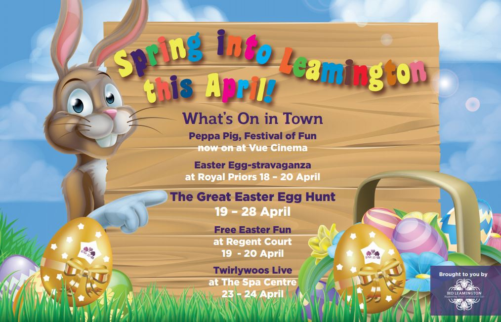 easter whats on
