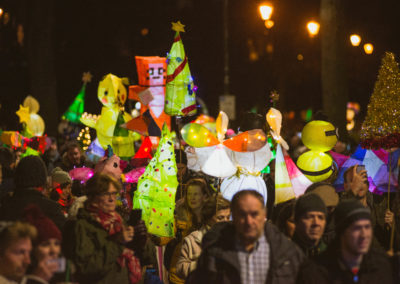 Leamington Lantern Parade