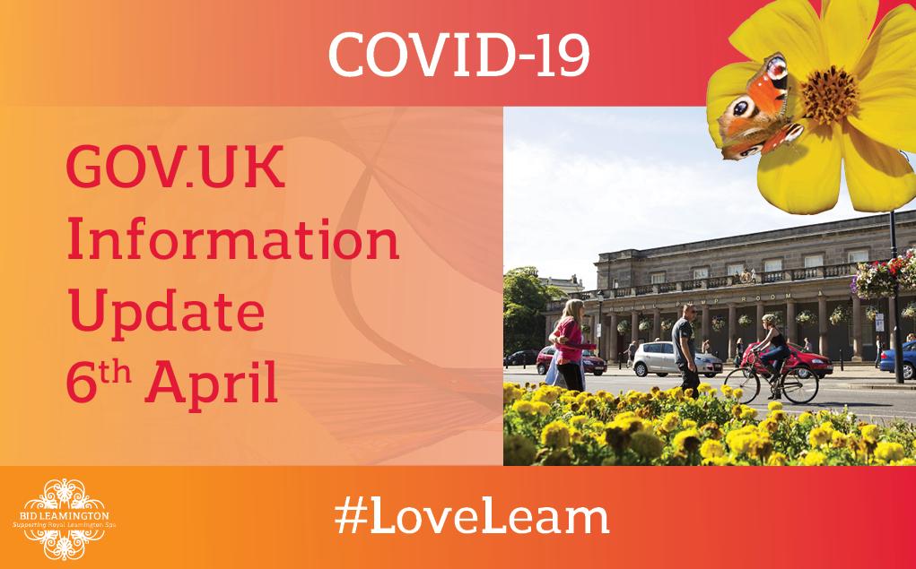 Information Update: 6 April