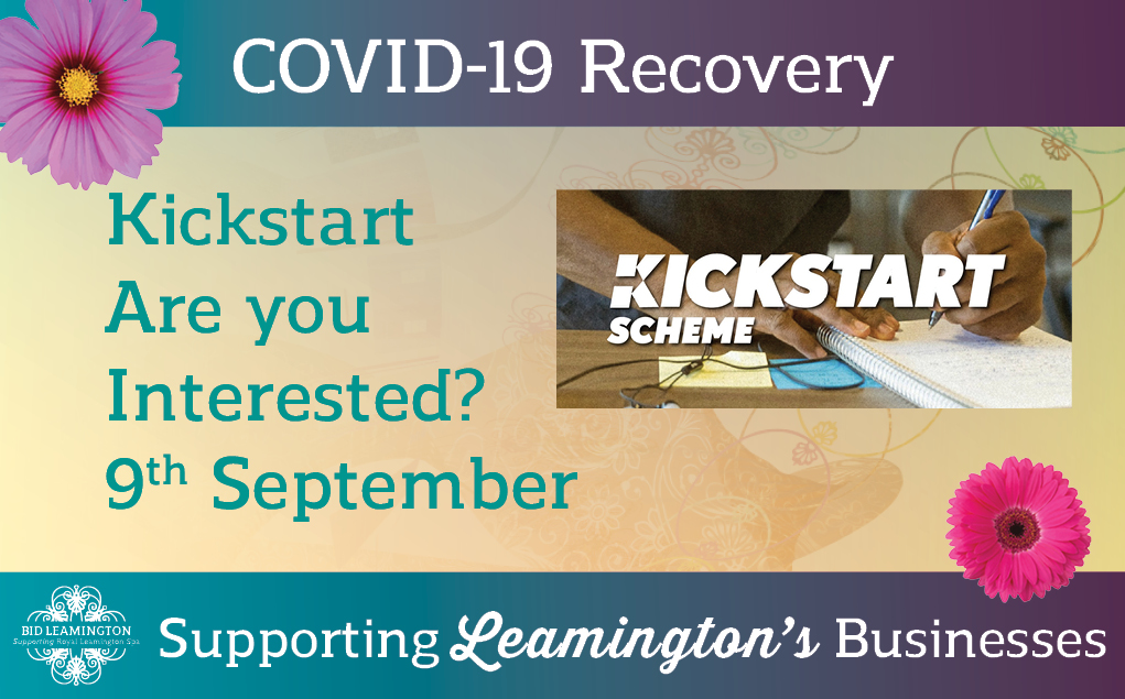 GOV.UK Kickstart Scheme Details: 9th September